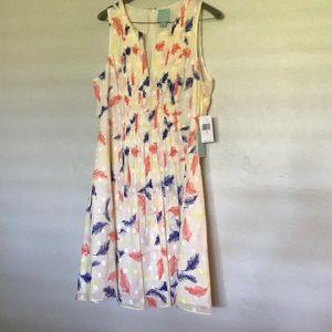 CeCe Feather Dress
